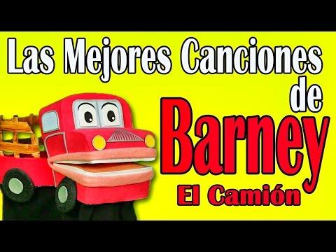 1 Hora ♫ Las Mejores Canciones Infantiles en Karaoke de Barney El Camión ♫