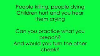 Where Is The Love - Black Eyes Peas (Lyrics)