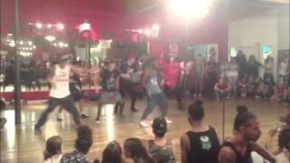 Jam - Michael Jackson - WilldaBeast Adams w/ boys of immaBEAST