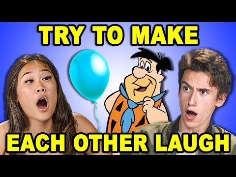 Try To Make Each Other Laugh Challenge 4 React