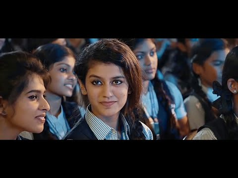 Cute Girl Expression of the Year Priya Prakash | Viral Trending Video | Valentine's Day Special