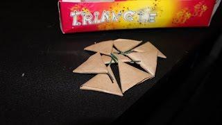 Polumna, Triangle Firecracker (Polenböller)