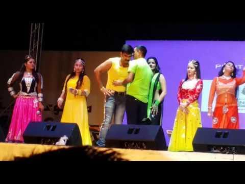 Xxx Mp4 Pawan Singh With All Actress Hindi Bhojpuri Star Night 12 Sep 2016 3gp Sex