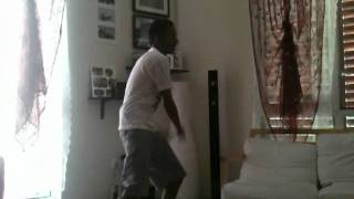 Kinect Fun At Home With Shakeer, Imran & Travin