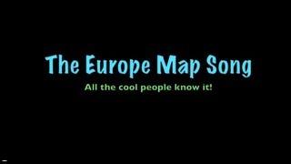 Europe Map Song (of Obertopia)