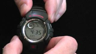 Casio G-Shock G-2900 Pros and Cons