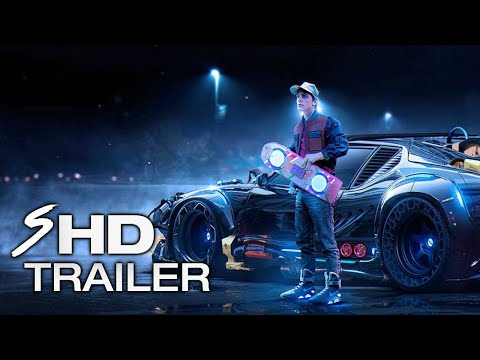 Back to the Future 4 Trailer 1 2018 Michael J. Fox Christopher Lloyd Fan Made