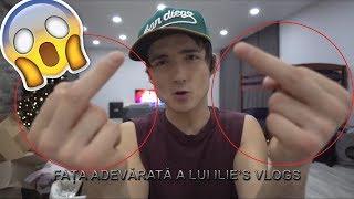 Ilie's vlogs înjură!! **adevărata față a lui Ilie Bivol** (REUPLOAD)