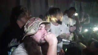 Gray Scale Tour Texas ($uicideboy$, Black Smurf, RVMIRXZ, J-GRXXN)