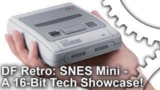 DF Retro: SNES Mini Preview - A 16-Bit Tech Showcase!