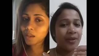 Punchi dawaswala nindata yaddi -Dilhara & Anoma Rodrigo