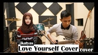 Justin Bieber - Love Yourself (cover) LIVE STUDIO by IKATYAS