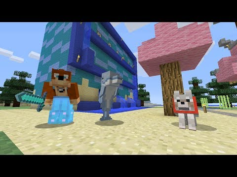 Minecraft Xbox Japanese Garden 134