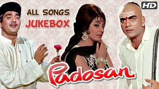 Padosan All Songs Jukebox (HD) | Sunil Dutt, Saira Banu, Mehmood | Classic Bollywood Hit Songs