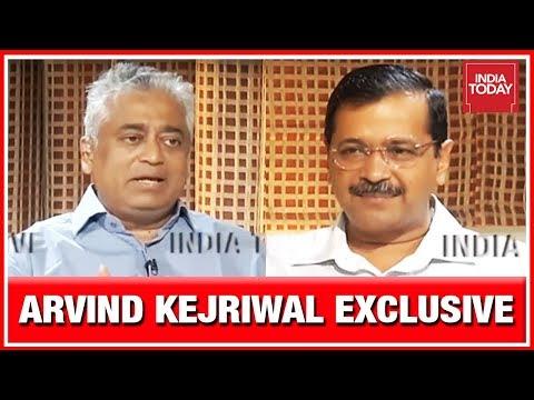 Xxx Mp4 Arvind Kejriwal Exclusive Interview With Rajdeep Sardesai Why AAP Congress Alliance Talks Failed 3gp Sex