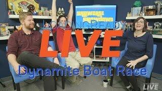 LoadingReadyLIVE Ep15 – Dynamite Boat Race