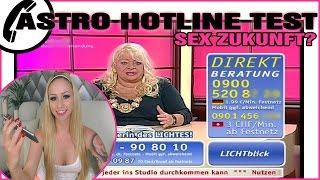 ASTRO HOTLINE TEST! -SEX ZUKUNFT? OMG - LUCY CAT