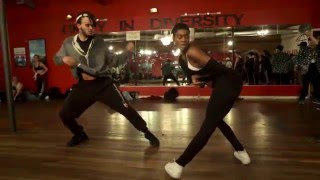 Chris Brown / DJ Khaled - How Many Times | @AntoineTroupe Choreography