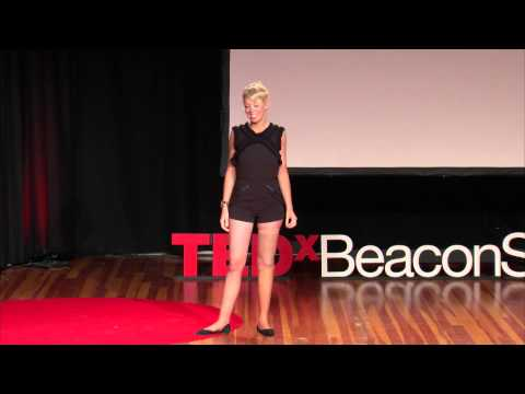 What people say when they don t know what to say Adrianne Haslet Davis TEDxBeaconStreet