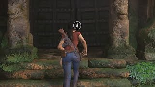 UNCHARTED THE LOST LEGACY Gameplay Walkthrough Western Ghats