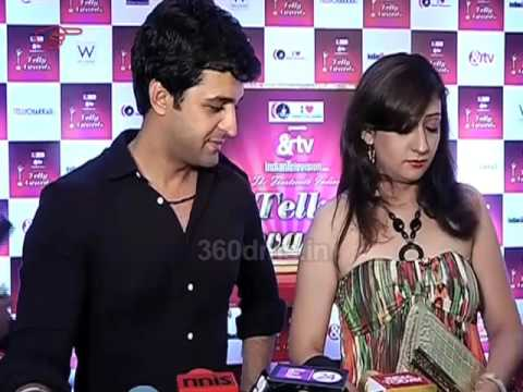 Xxx Mp4 Bigg Boss 5 Winner Juhi Parmar With Hubby Sachin Shroff 14thIndianTellyAwards Pre Party 3gp Sex