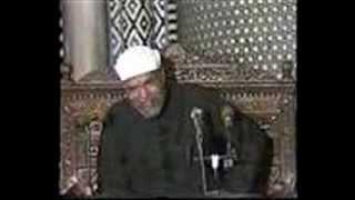 الشيخ الشعراوى وتفسير قول الحق  وكذلك نولي بعض الظالمين بعضا