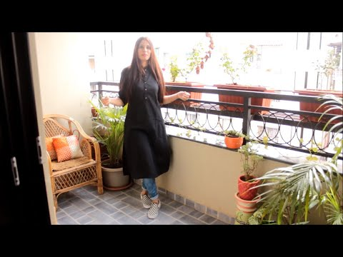 4 Awesome Ways to Style Your Ethnic Kurtis //Fashion  Lookbook // Indian Outfit