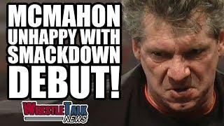 Finn Balor Injured AGAIN? Vince McMahon UNHAPPY With Smackdown Debut!   WrestleTalk News July 2017