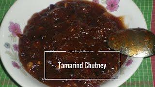 তেঁতুলের চাটনি | Bangladeshi Chatni Recipe | Tamarind Chutney | Chutney Recipe In Bangla | Tetul