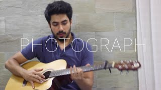 Photograph - Ed Sheeran | Fingerstyle Guitar Cover with Percussion