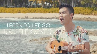 Learn to Let Go (Kesha) - Sam Tsui Ukulele Cover!!