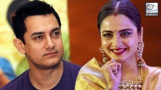 Aamir Khan Never WORKED With Rekha   Reason REVEALED