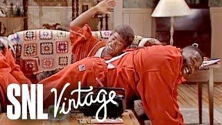 Big Bernard Gets a Spanking - SNL