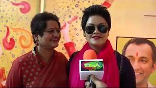 EXCULSIVE INTERVIEW/PREETI PINKY/ Meera's Navratri 2017 BY DSA BOLLYWOOD CHANNEL