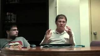 Максим и Кирилл указывают на проблемы проекта