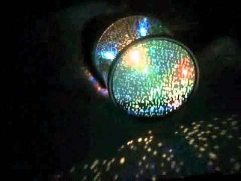 Iluminación de estrellas en tu habitación