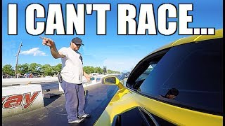 I Got BANNED From The Drag Strip For THIS?!