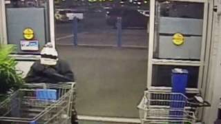 Video shows break-in suspect