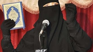 ISLAM MEIN AURTOUN KA MUQHAAM   By   SIs  Amtul Mateen, IREF Women Section
