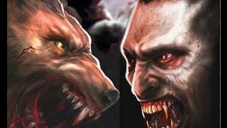 Pertengkaran Vampire vs Serigala 2015 part 1
