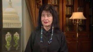 Interview with Poet Laureate Joy Harjo