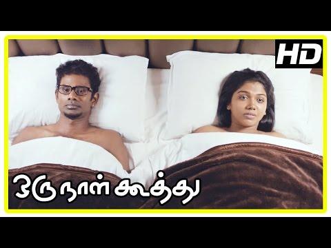 Oru Naal Koothu Tamil movie | scenes | Riythvika calls off wedding | Ramesh proposes to Riythvika