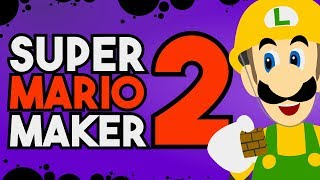Super Mario Maker 2 - Trailer Analysis and Speculation!
