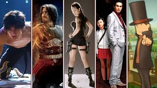 10 'VIDEO GAME MOVIES' That Are Actually Decent!