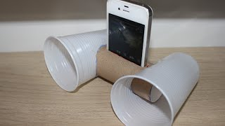 How to Make a Sound Amp (Phone Amplifier)