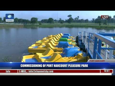 Commissioning Of Port Harcourt Pleasure Park Pt. 5