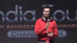 How to overcome exam fear by sandeep maheshwari