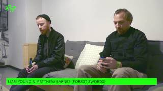 Liam Young & Matthew Barnes (Forest Swords) - Full Interview