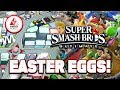 COOLEST EASTER EGGS in Smash Bros Ultimate World of Light
