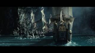 Death From Below - Trailer | Pirates Of The Caribbean - Salazar's Revenge | In Cinemas 26 May 2017